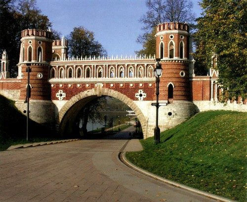 State Museum-Reserve Tsaritsyno