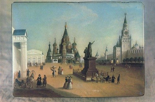 Art crafts of the Moscow region