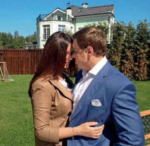 According to Oksana, Andrey did not swear in eternal love, just said that he will always be there
