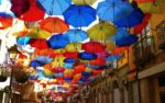 October 21 Multicolored Umbrellas Day in Russia