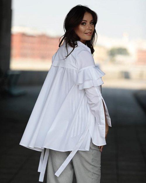Gorgeous Oksana Fyodorova