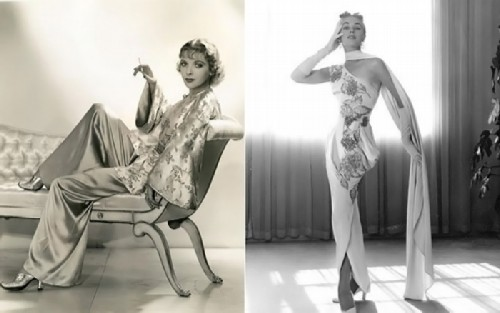 Models from Irene Golitsyna.