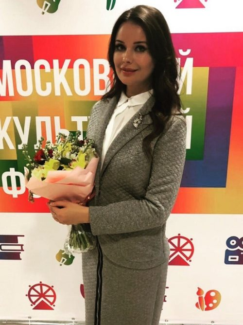 Moscow Cultural Forum in the Manege, 23 March 2018