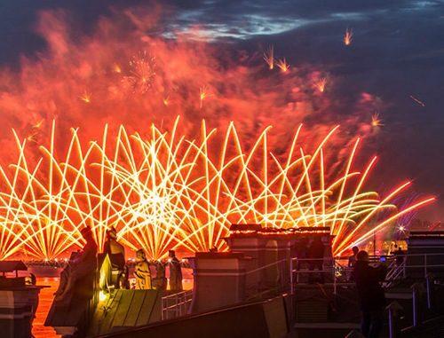 Most favorite celebration for students Scarlet Sails festival