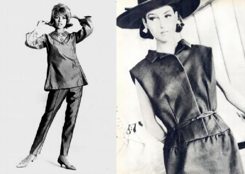 New Italian fashion from Irene Golitsyna.