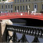 Red Bridge (Saint Petersburg)