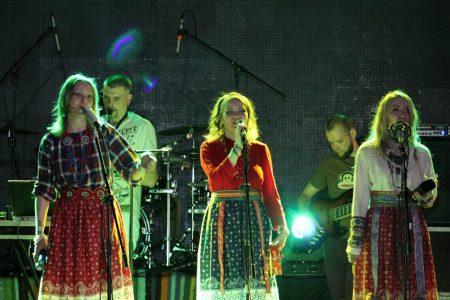Red Hill festival - Traditional Russian Krasnaya Gorka