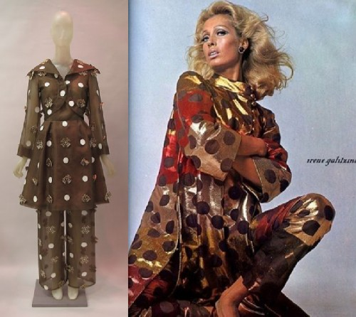 References to the disco style.