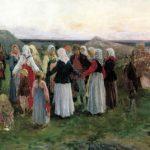A. Stepanov. Round dance. 1910-ies