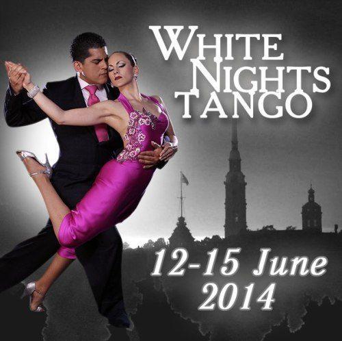 Tango White Nights in St. Petersburg