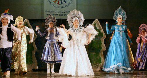 festival in St. Petersburg -White Nights