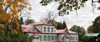 Abramtsevo is a favorite estate of Russian artists, writers and patrons of the arts