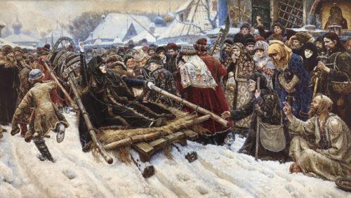 Boyarynya Morozova