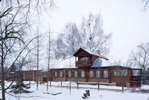 House-Museum of the Tsvetaev family