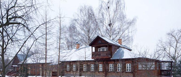 House-Museum of the Tsvetaev family
