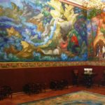 Room of fairy tales in the St. Petersburg City Palace of Youth Creativity