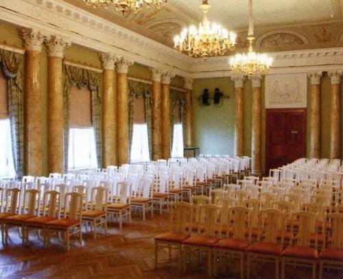 Concert hall the Anichkov Palace