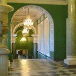 Stairs of the Anichkov Palace