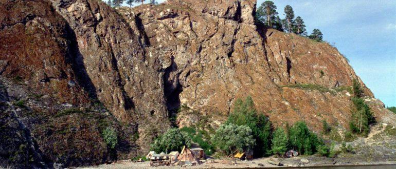 Eleneva Cave, Russia, Krasnoyarsk Krai