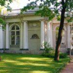 Garden pavilion of Anichkov Palace