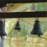 Old bells on the new belfry