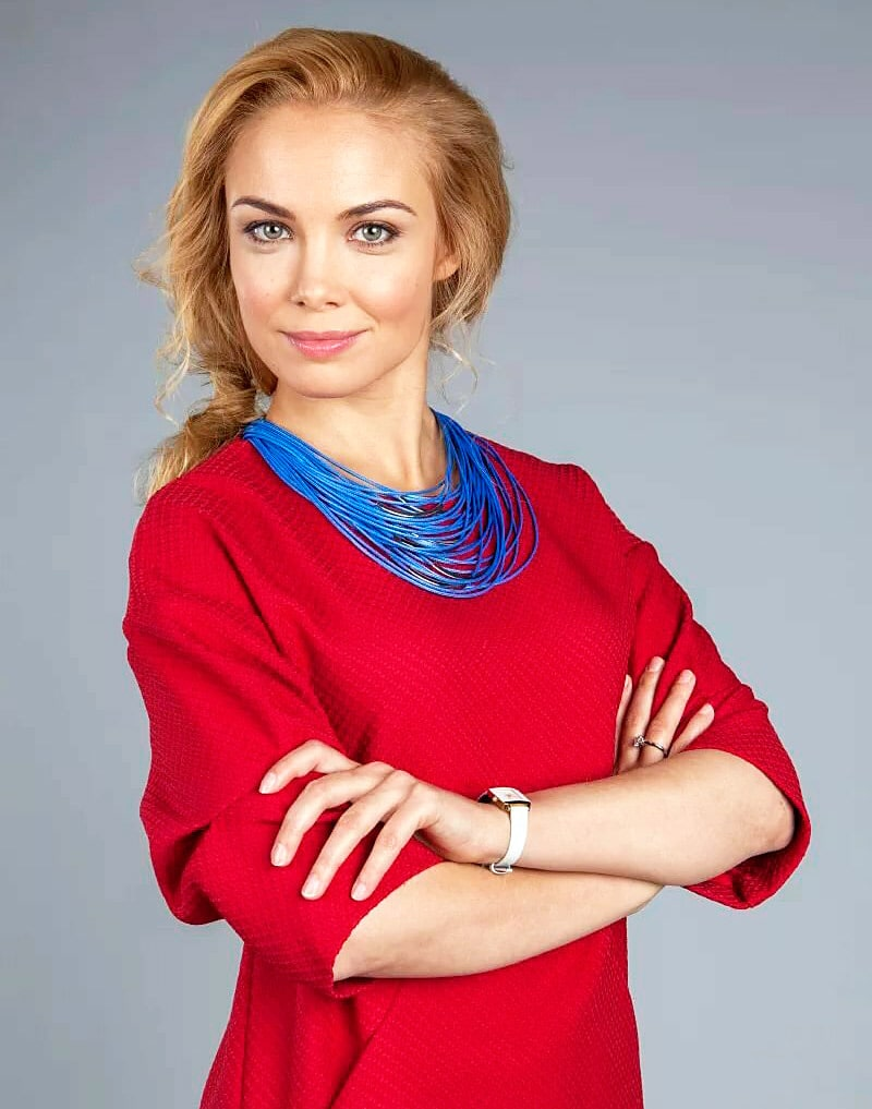 Tatyana Arntgolts Russian theater and film actress, TV presenter