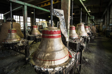 Russian Tutaev bells