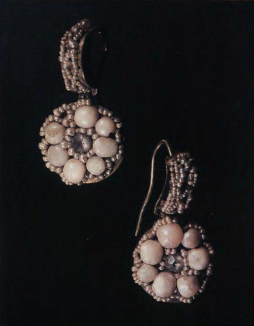 Russian jewelry of the XVIII-XIX centuries