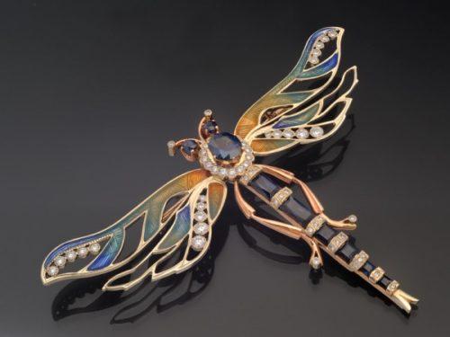 Ekaterina Kostrigina Russian jeweler