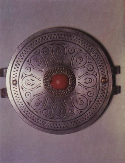 Russian jewelry art of the 19th century in the Republic of Buryatia