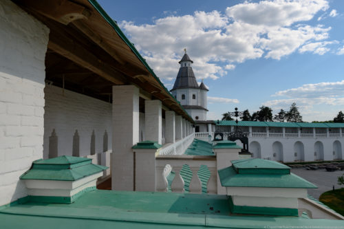 New Jerusalem Monastery from Moscow