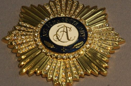 Diamond Fund Order of the Holy Apostle Andrew the First-Called