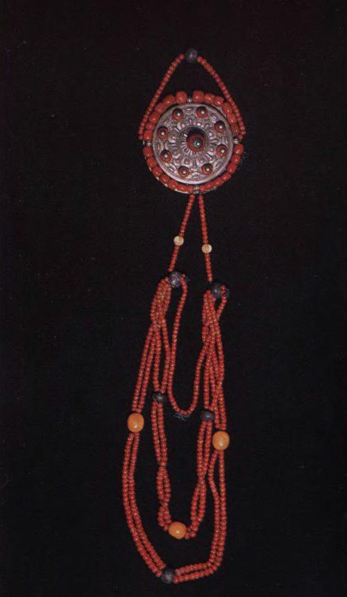 Buryat jewelry