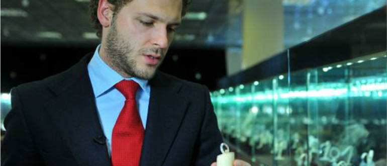 Konstantin Kryukov and his first jewelry collection Choice