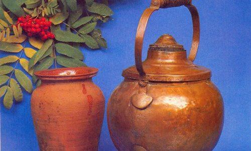 Teapot samovar XVIII century