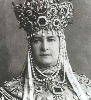 Emeralds of Russian Princess Maria Pavlovna