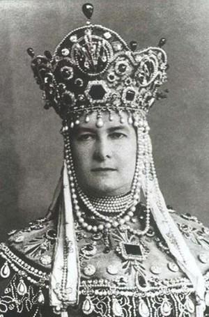 Emeralds of Russian Princess