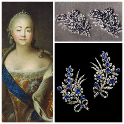 Elizabeth's jewels