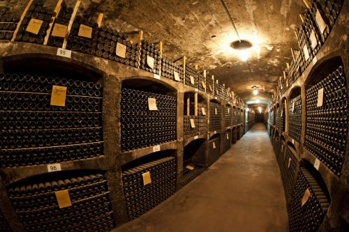 Tuneli Massandra and the world's largest collection of wines