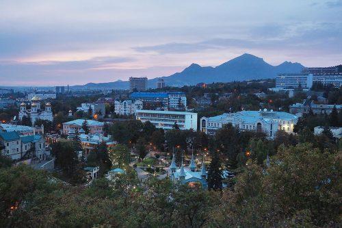 Pyatigorsk city