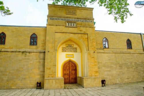 The Juma Mosque in Derbent is the oldest in the entire territory of the CIS