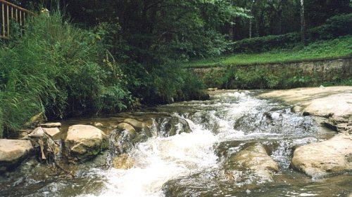 Olkhovka river