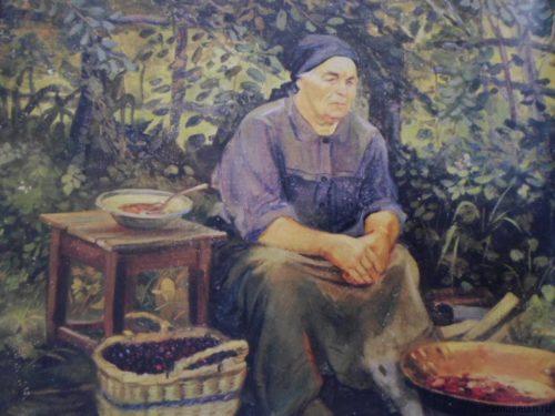 Creativity of the artist Vitaly Sergeevich Rogal
