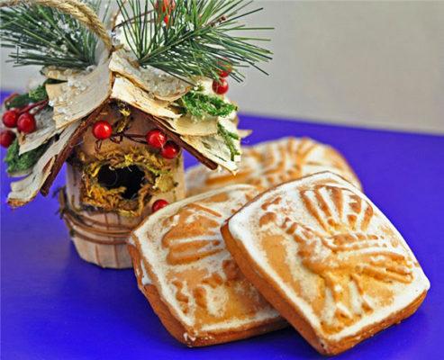 Gorodets gingerbread