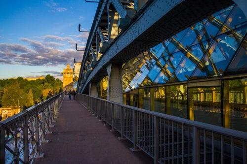 Andreevsky bridge
