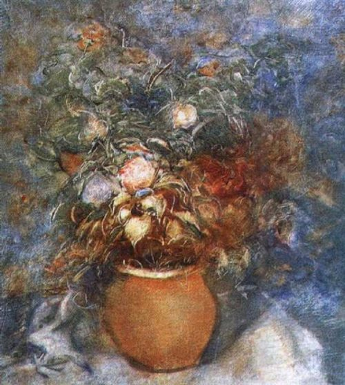 Цветы 1940. Vladimir Tatlin