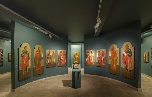 Museum of Russian Icon in Moscow