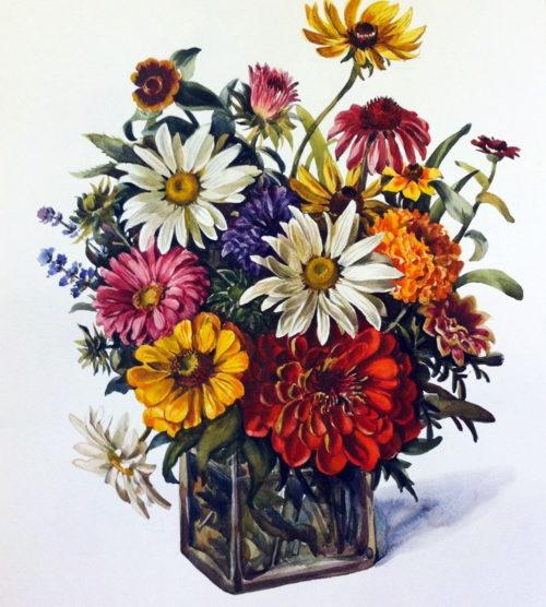 Tatyana Khazova professional artist