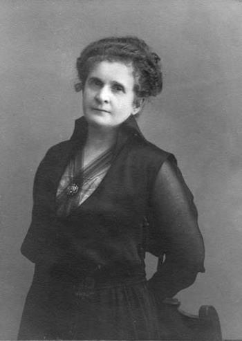 Maria Blumenthal-Tamarina