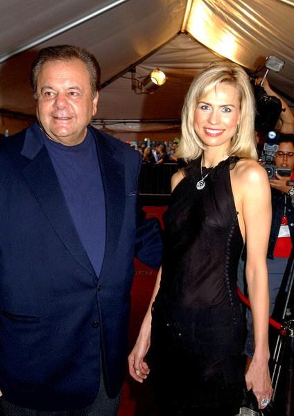 Anna Malova and Paul Sorvino at the Toronto Film Festival, Canada 2003.